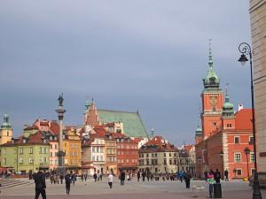 Mietwagen in Warschau